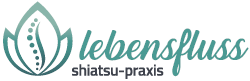 Praxis Lebensfluss Logo